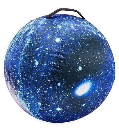 Amazon.com: HearthSong - Balón hinchable para espacio ...