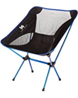 Moon Lence Ultralight Heavy Duty Camping Folding Chairs