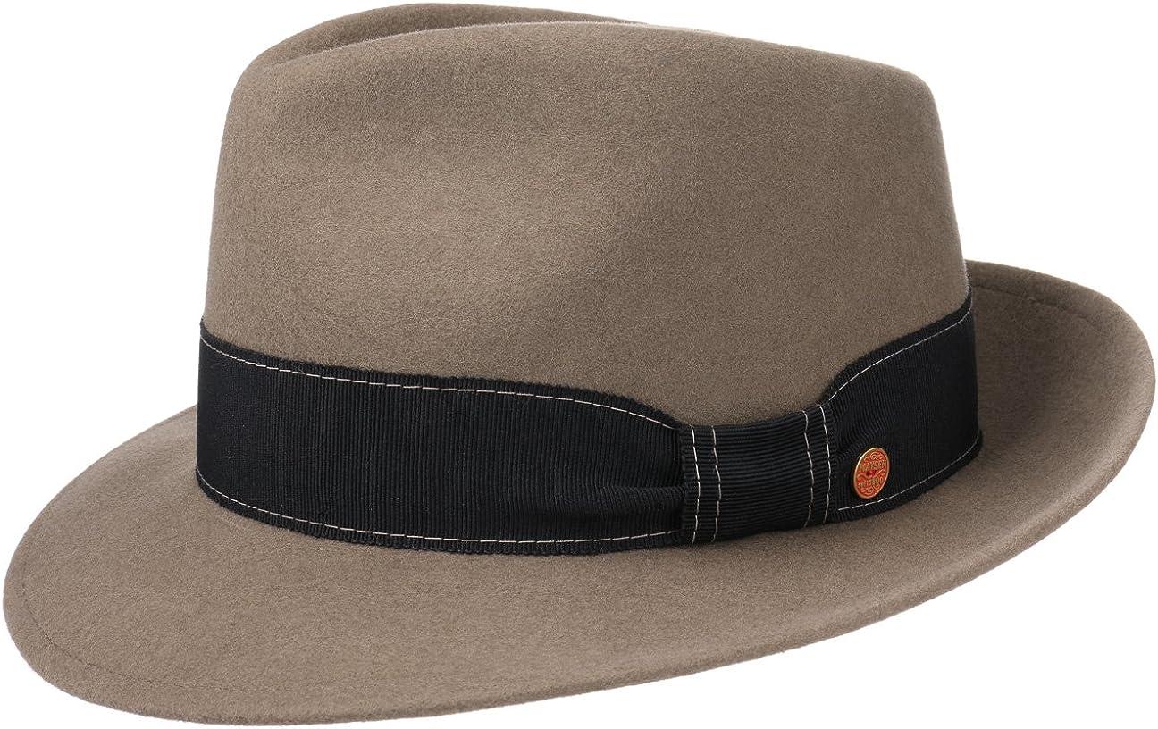 Mayser Manuel Fedora Hat Wool Felt