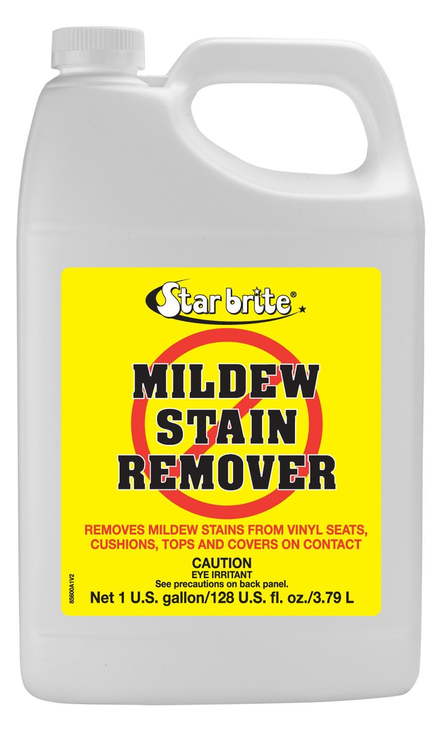 Star Brite Mold & Mildew Stain Remover + Cleaner – Lifts Dirt & Removes Mildew Stains on Contact