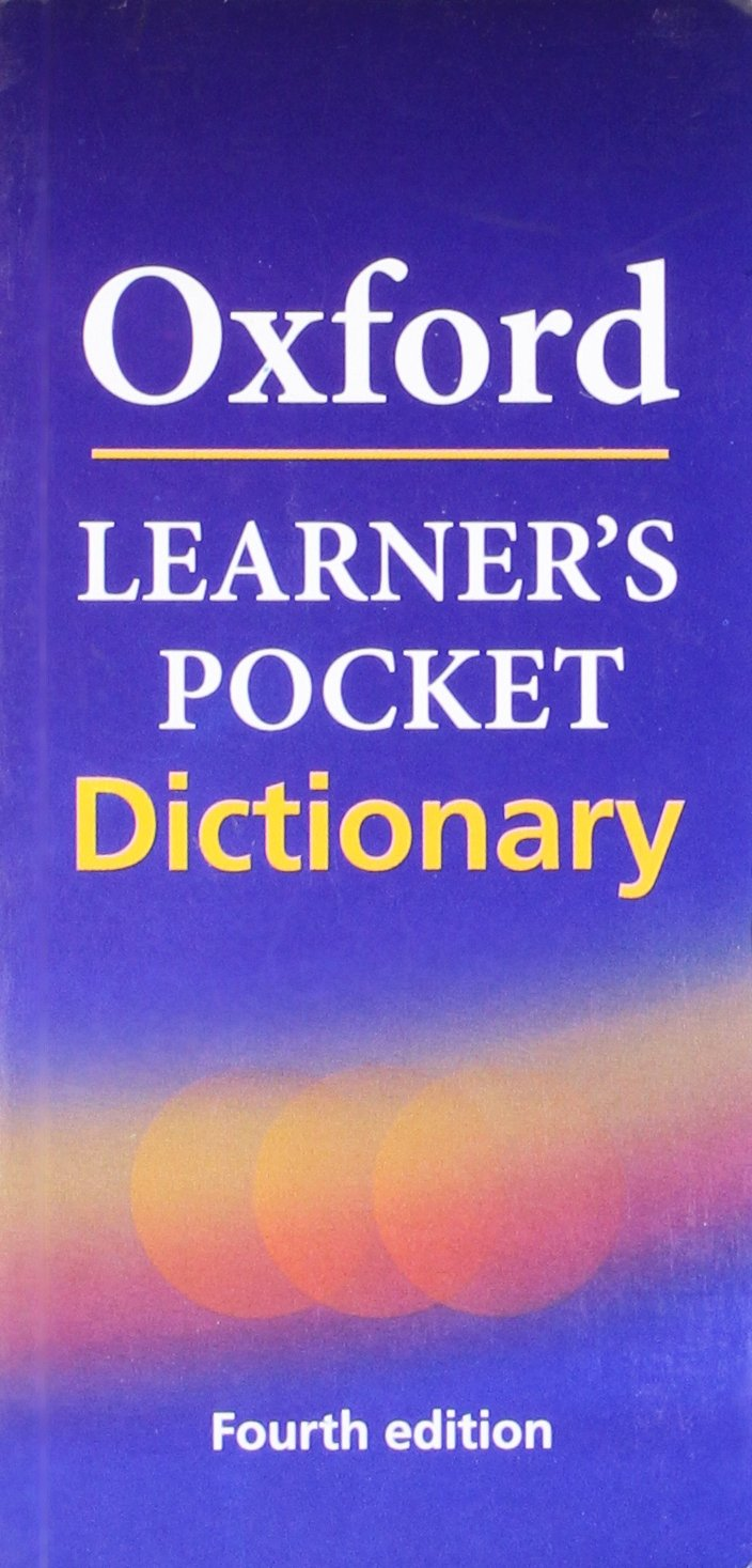 Buy Oxford Learner's Pocket English Dictionary: Student Book (Advanced)  Book Online at Low Prices in India | Oxford Learner's Pocket English  Dictionary: ...