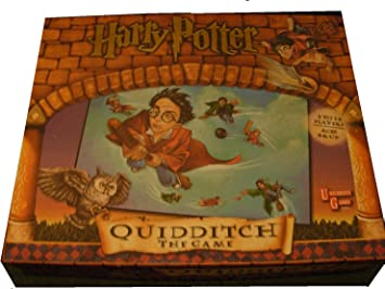 Quidditch: the Game (Harry Potter): University Game: Amazon.es: Juguetes y juegos