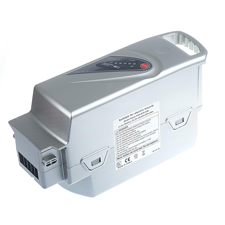 26V Vinteky Bater/ía 20.8Ah Bater/ía de Litio de Reemplazo Li-ion para Bicicletas El/éctricas Flyer Raleight /& Rixe Compatible con Panasonic Flyer para Bicicleta El/éctrica Kalkhoff