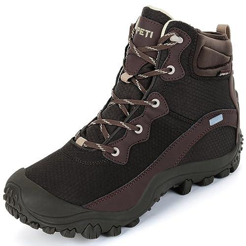 XPETI DIMO Scarpe da Trekking Impermeabili da Uomo  Amazon.it  Scarpe e  borse a4645efae16