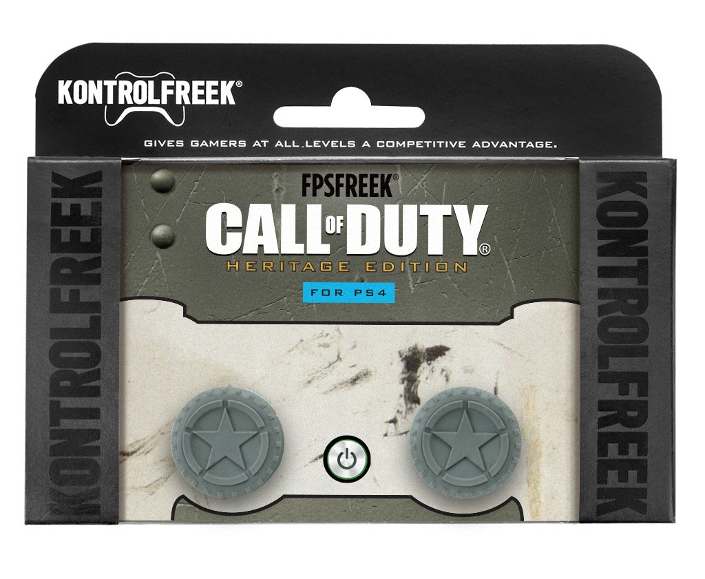 Kontrolfreek Fps Freek Call Of Duty Heritage Edition For...