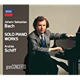 Bach - Solo Piano Works
