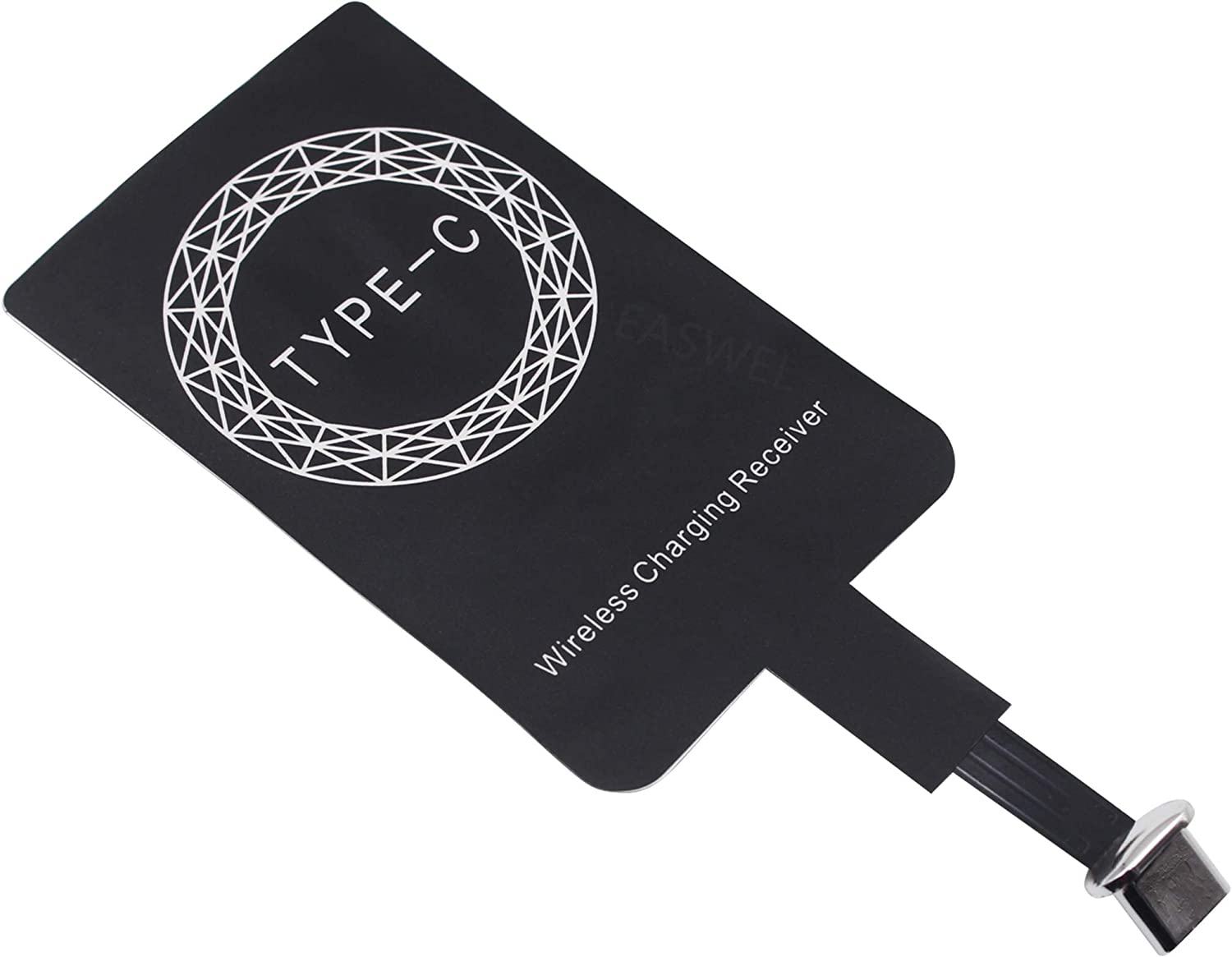 Qi Wireless Charger Adapter Charging Receiver for Google Chromebook Pixel 2