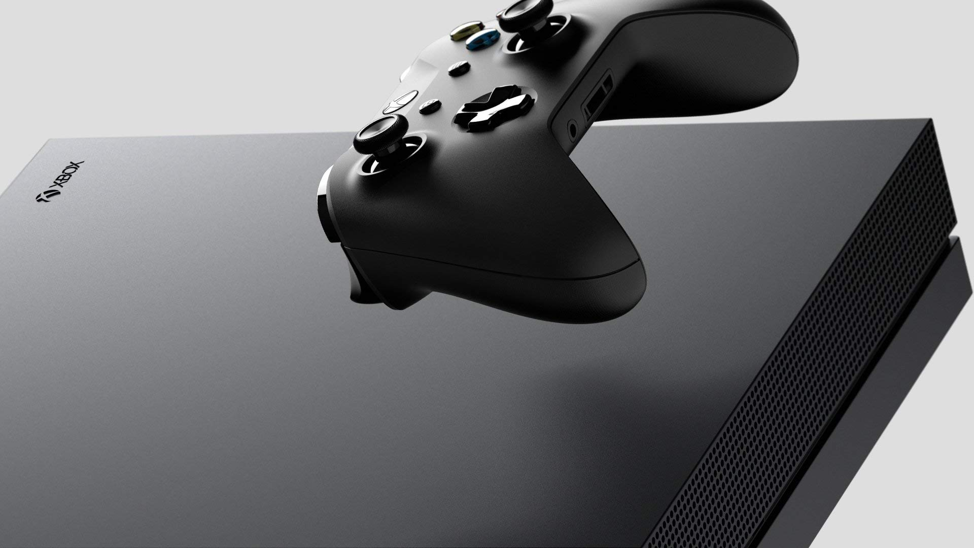 Microsoft Xbox One X 1TB Console with Wireless Controller: Xbox One X Enhanced, HDR, Native 4K, Ultra HD by Microsoft (Image #5)