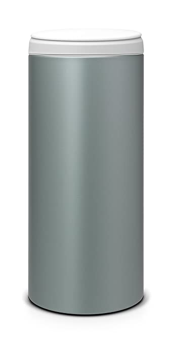 Amazon.com: Brabantia Flip Bin, cubo de basura, Contenedor ...