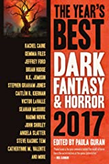 The Year's Best Dark Fantasy & Horror, 2017 Edition Kindle Edition