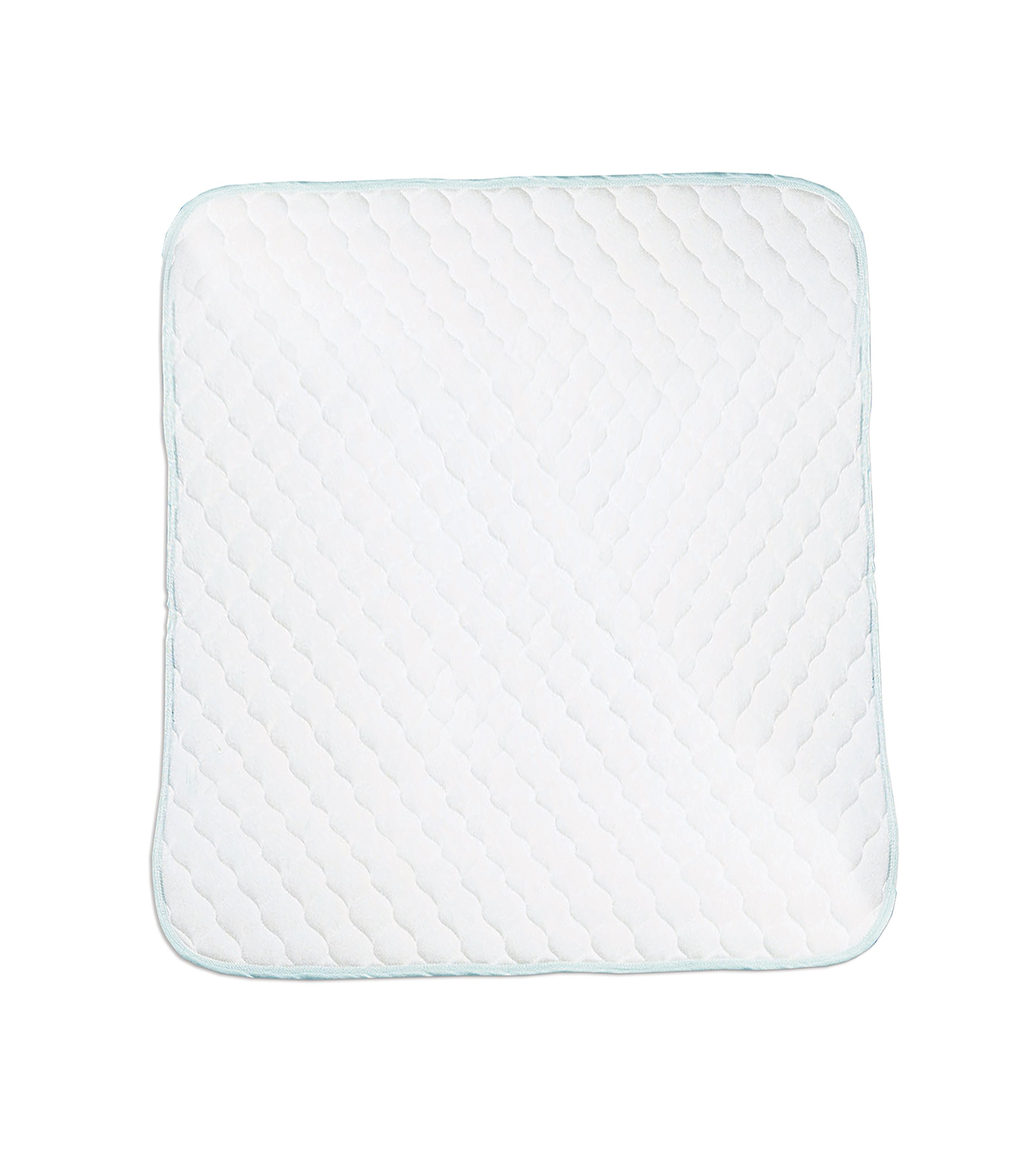 Priva NO SLIP Super Absorbent Waterproof Sheet and Mattress Protector, 300 Washes, 34 Inch x 36 Inch