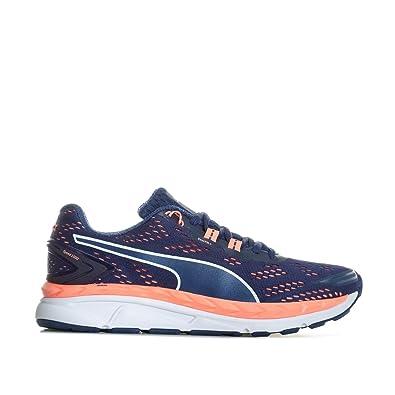 Puma Womens Womens Speed 1000 Ignite Running Shoes in Dark Blue - UK 3.5 85f394d5b