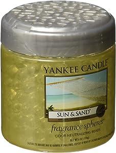 Yankee Candle Company Sun & Sand Fragrance Spheres