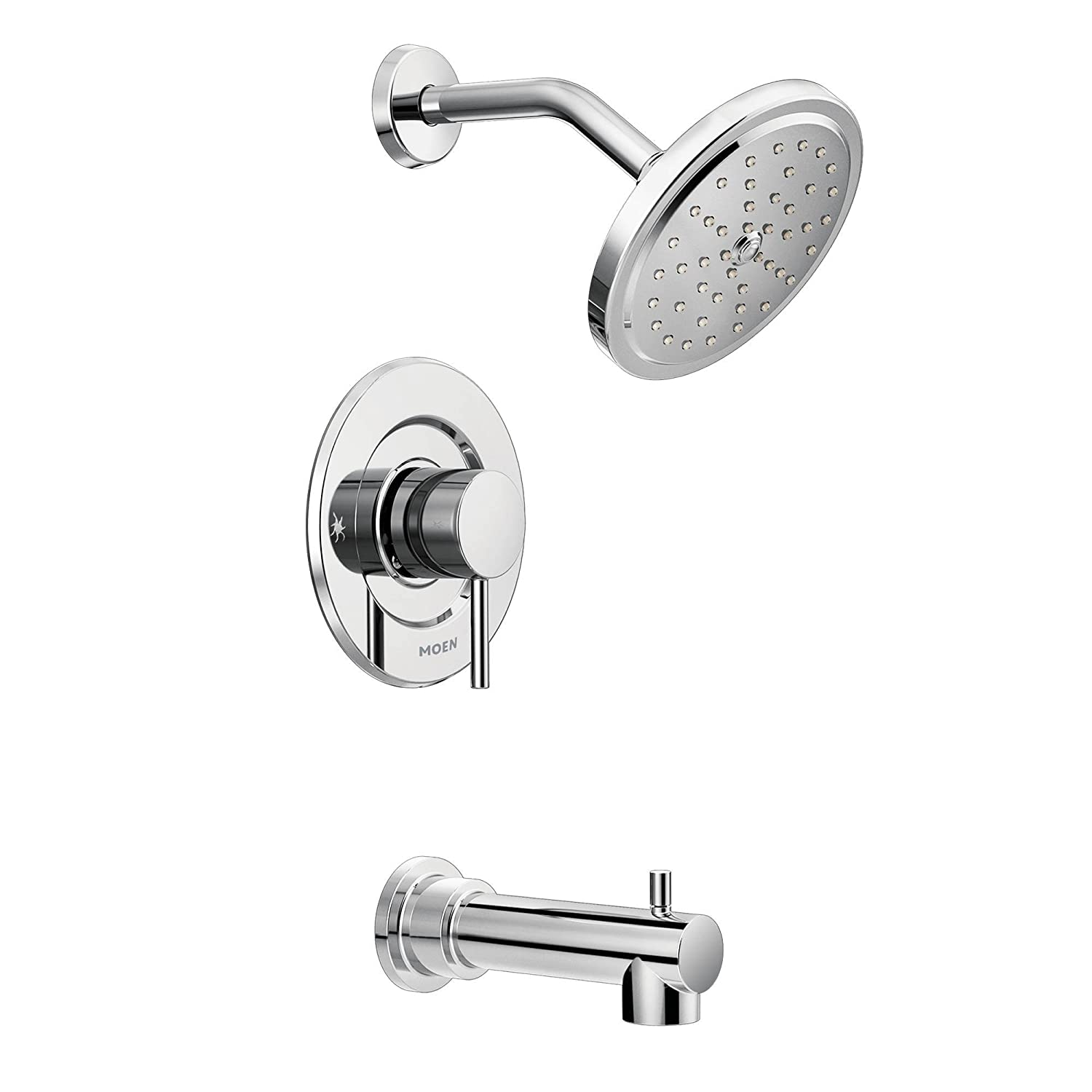 Moen T3293 Align Tub and Shower Faucet Body Set without Moen\'s ...