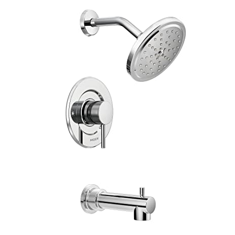 Moen T3293 Align Tub And Shower Faucet Body Set Without Moenu0027s Moentrol Shower  Valve, Chrome