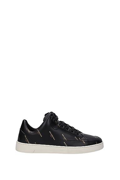 c8f511594e Balenciaga Sneakers Femme - Cuir (477292WAZT01088) 38 EU: Amazon.fr ...