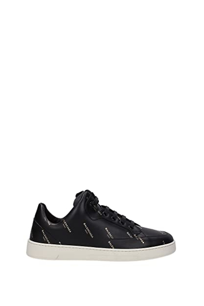 84c89216e249 Balenciaga Sneakers Women - Leather (477292WAZT0) UK  Amazon.co.uk ...