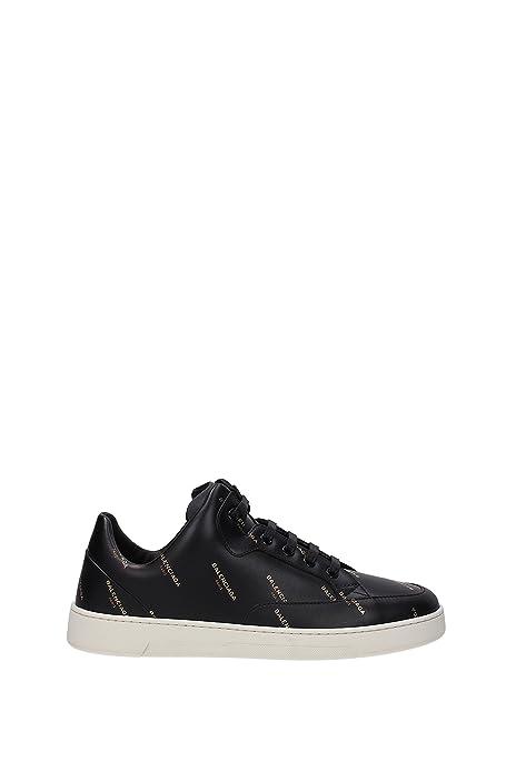 Sneakers Balenciaga Mujer - Piel (477292WAZT01088) 38 EU: Amazon.es: Zapatos y complementos