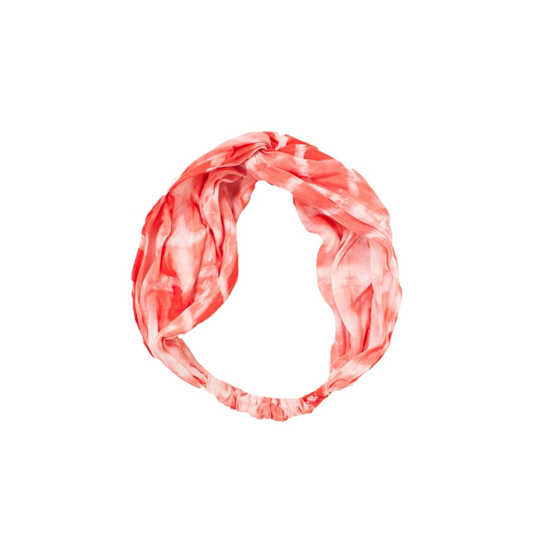 Look By M Womens Tie Dye Headband