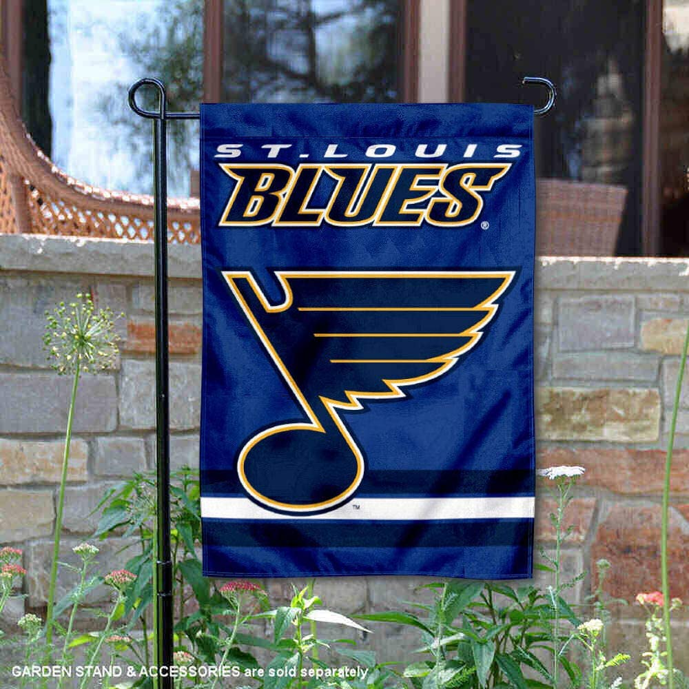 Wincraft St. Louis Blues Double Sided Garden Flag