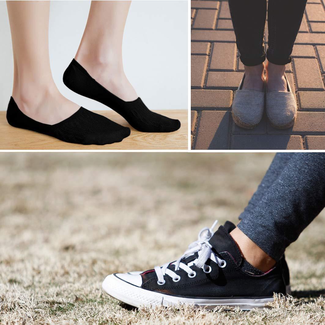 ladies no show trainer socks