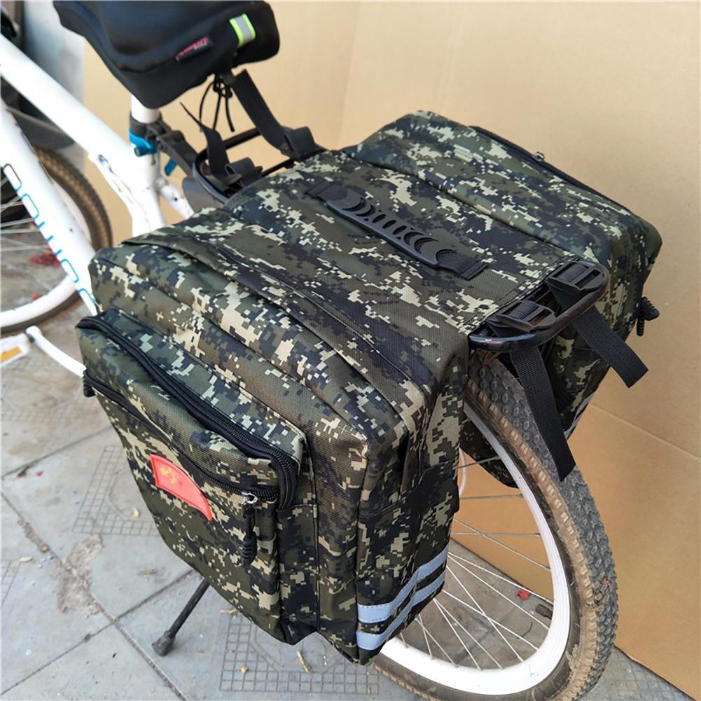 Details about  /Multifunction  Trunk Bag Saddle Shelf Bag Pannier