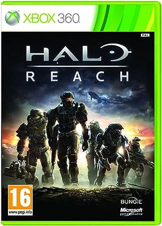 Microsoft Halo Reach - Microsoft Xbox 360: Amazon.es: Electrónica