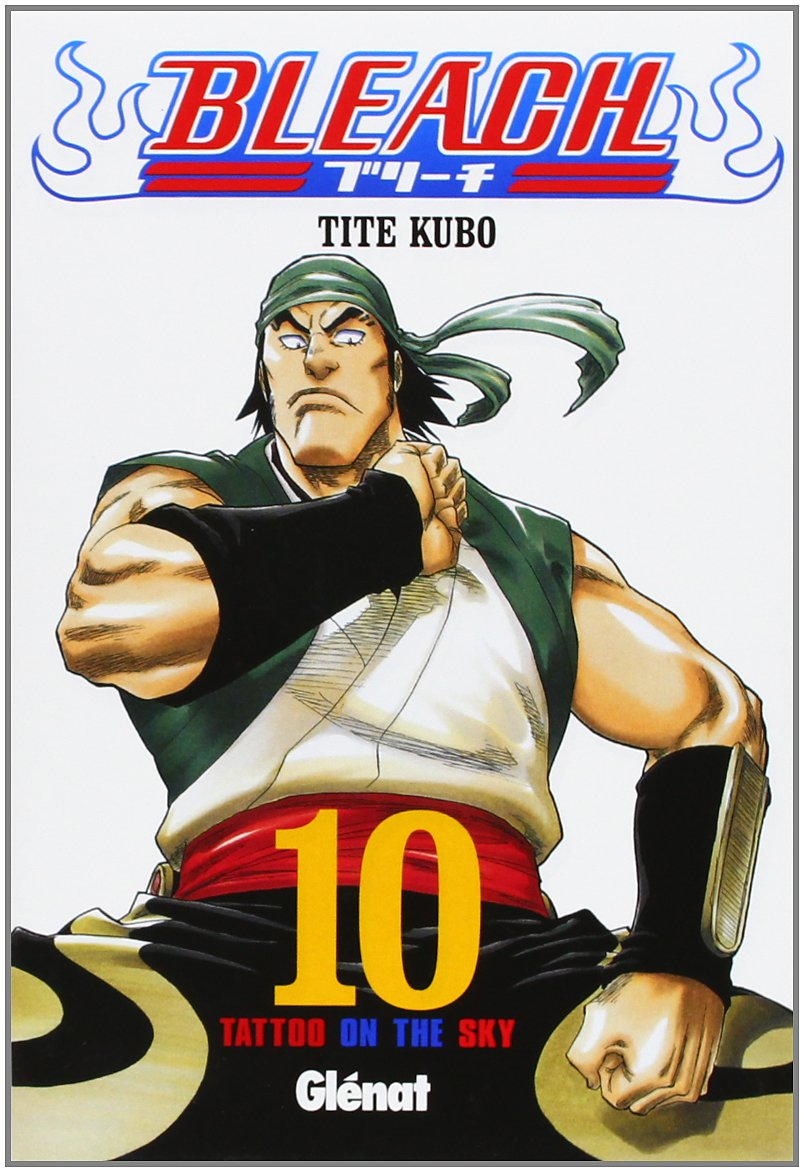 Bleach 10: Tattoo in the Sky (Spanish Edition) ebook