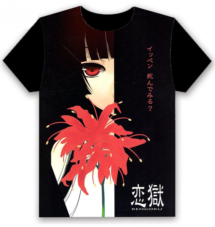 Anime Print Tshirt 114