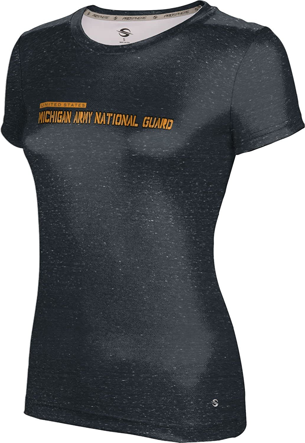 ProSphere Women's Michigan Army National Guard Military Heather Tech Tee