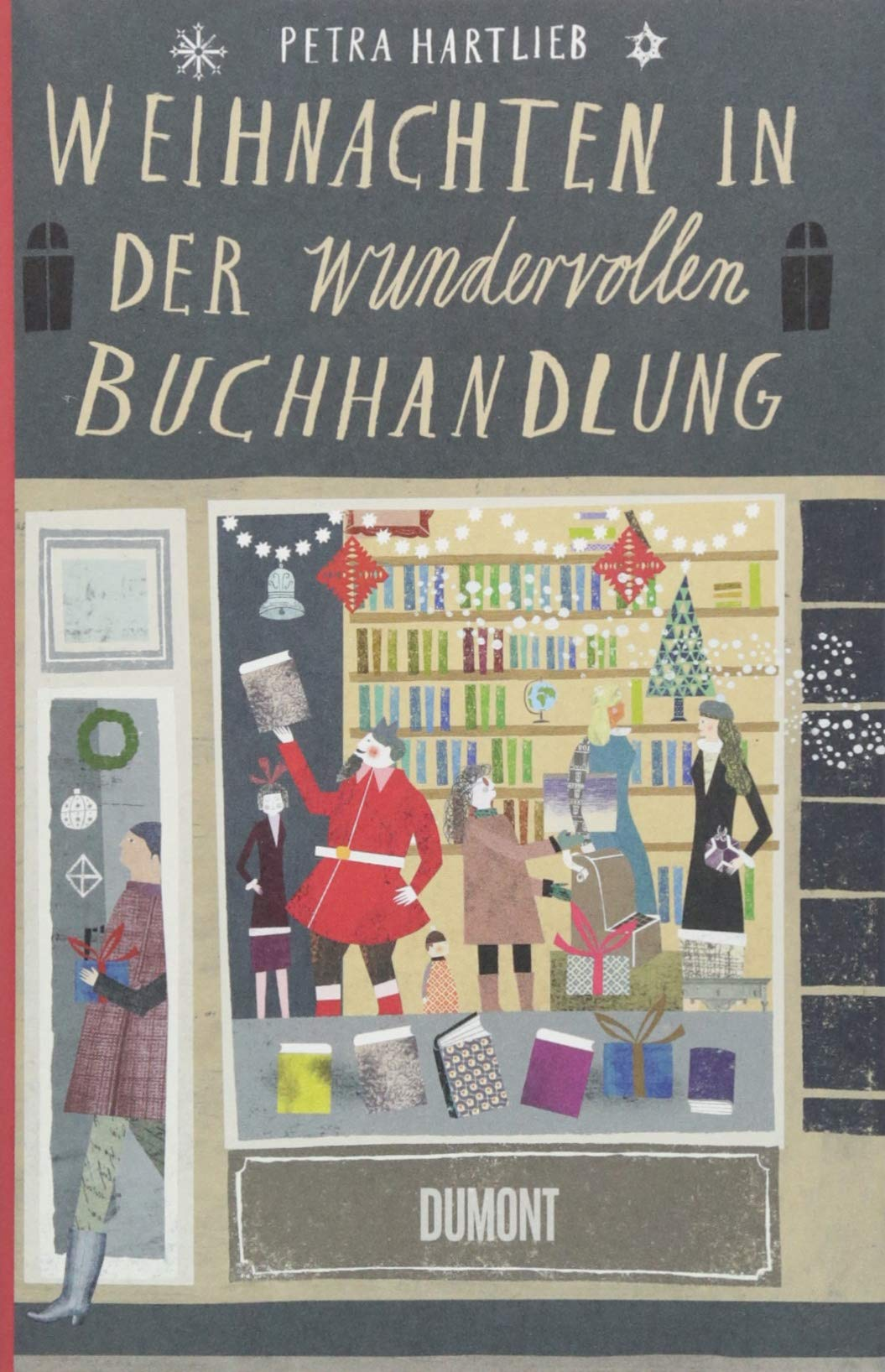 Weihnachten in der wundervollen Buchhandlung - Petra Hartlieb ...
