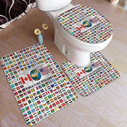 Heine Bath Mat Bathroom Toilet Rug Rug Bathroom Carpet