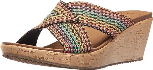 Beverlee Delighted Wedge Sandal