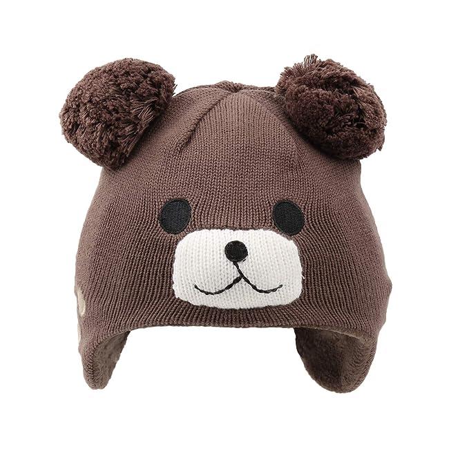 Gorra de oso para niños o adultos