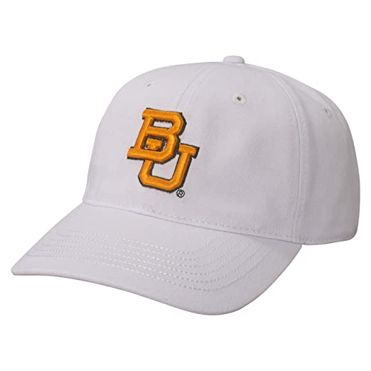 hot sales 0080d f3fd1 NCAA Baylor Bears Adult Unisex Epic Washed Twill Cap Adjustable Size