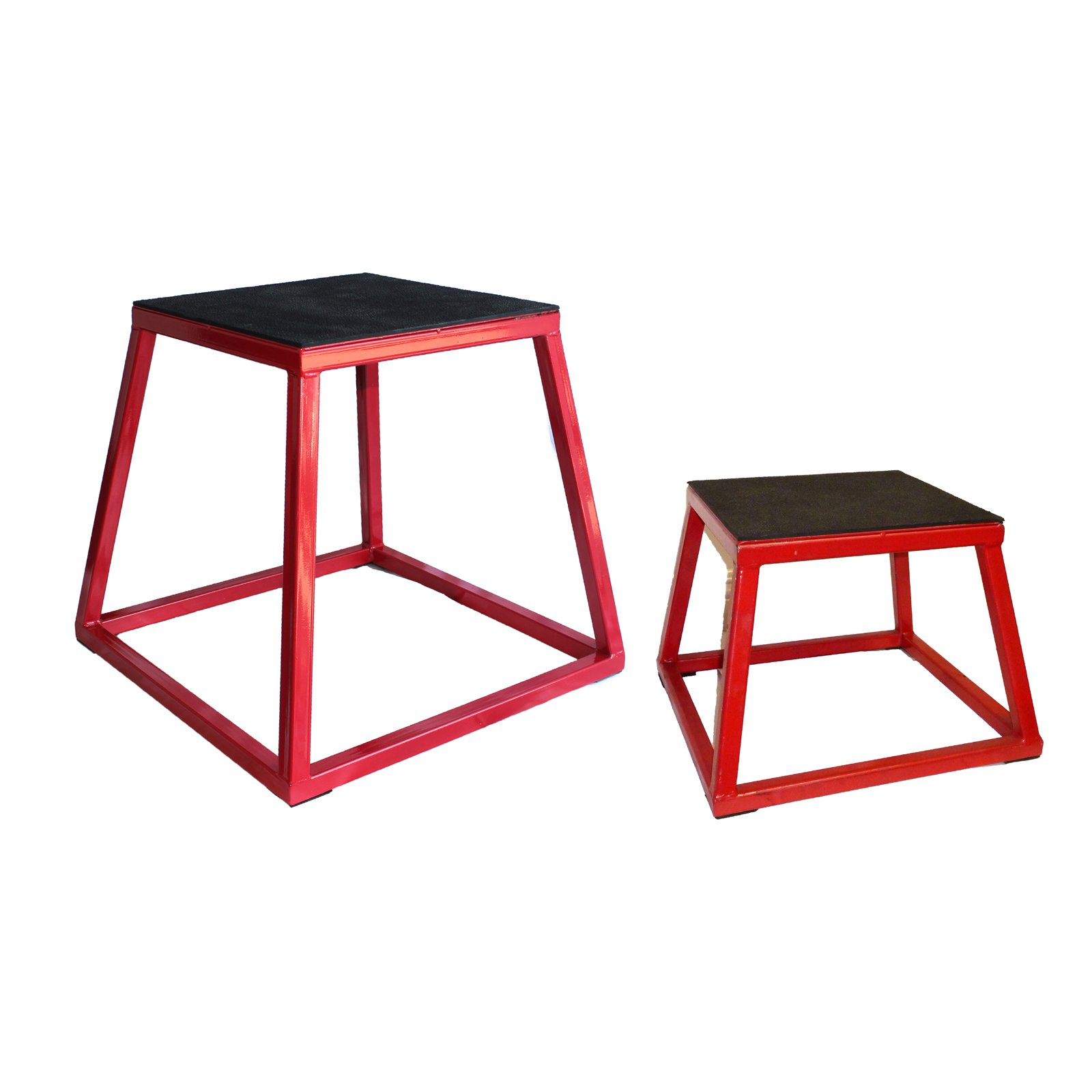 Apollo Athletics Plyometric Box, Great Jump Trainer, Heights Available in 12'', 18'', 24'', 30''