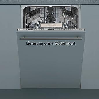 Bauknecht BSIO 3T223 PE X lavavajilla Totalmente integrado 10 ...