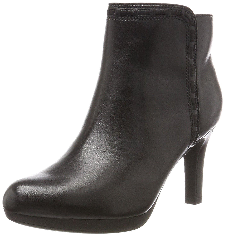 Clarks Adriel Sadie, Bottes Rangers Femme Femme Noir Clarks (Black Rangers Leather) 7dd73b7 - piero.space