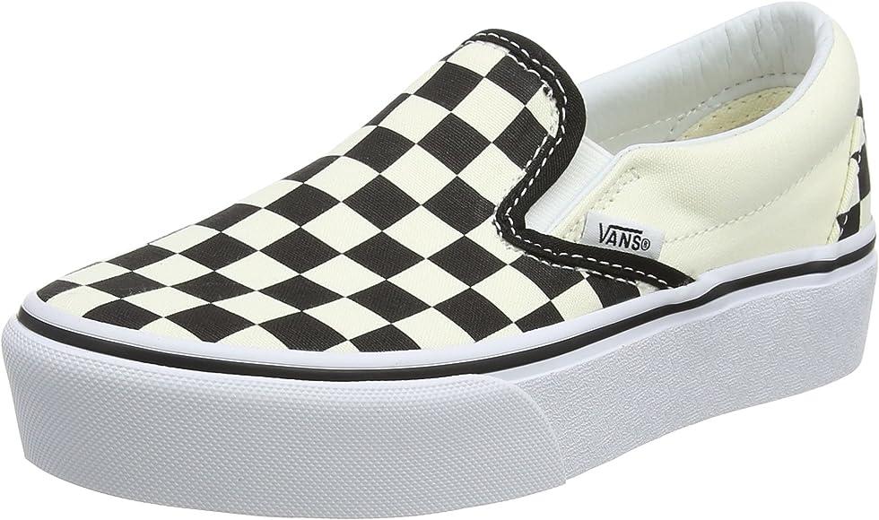 Vans Women's Classic Platform Slip on