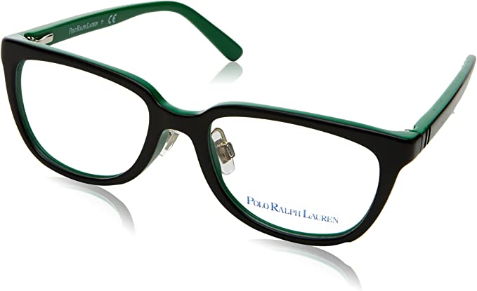 Polo Ralph Lauren 0PP8528, Monturas de Gafas para Hombre, Negro ...
