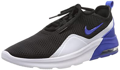 online store a99f1 350ae Nike Air Max Motion 2 Mens Mens Ao0266-001 Size 8 Black Game Royal