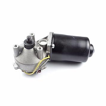 Motor de limpiaparabrisas delantero de 12 V 1270000, 23001902 por TK Car Parts: Amazon.es: Coche y moto