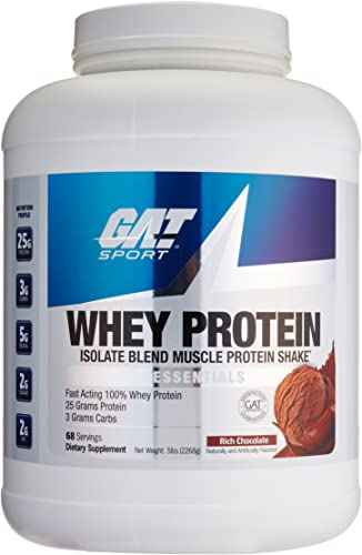 GAT Whey Protein Isolate Blend