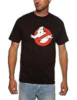 Bravado  Ghostbusters - Logo - Black - Mens t-shirt Black
