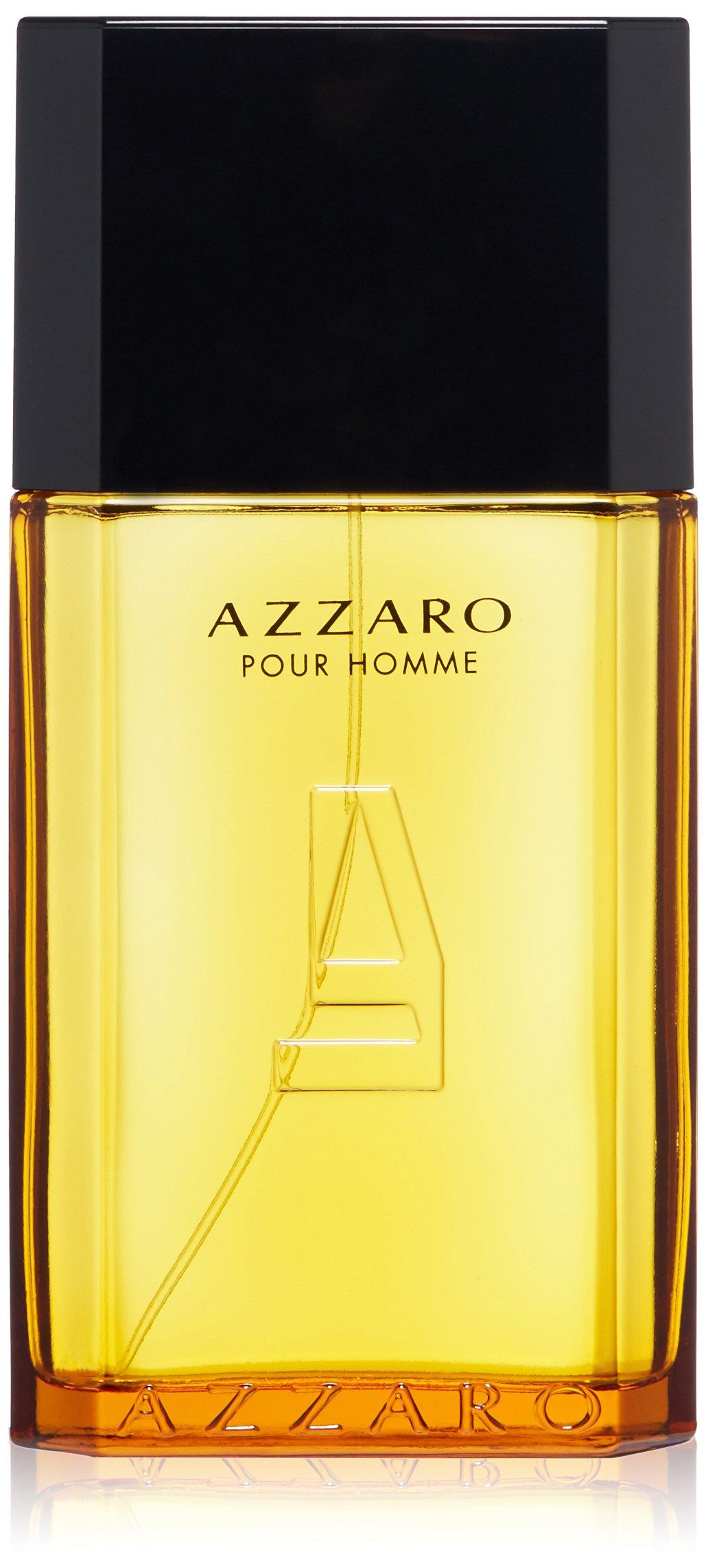 Azzaro Pour Homme Eau de Toilette Spray, 6.8 Fl Oz