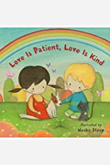 Love Is Patient, Love Is Kind Board book