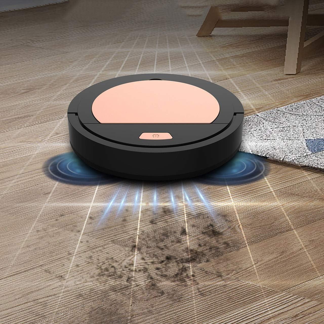 Nouvel Aspirateur Automatique Domestique, Une Vadrouille De Chargement Intérieur Machine De Nettoyage Intelligent, Cadeau En Gros, Un Robot De Balayage (Color : A) B