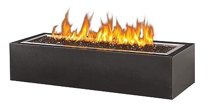 Napoleon Flame Sensing Gas Fire Pit Kit (GPFL48), 47.5 x 13.5 Inches, - Amazon.com : Napoleon Flame Sensing Gas Fire Pit Kit (GPFL48), 47.5