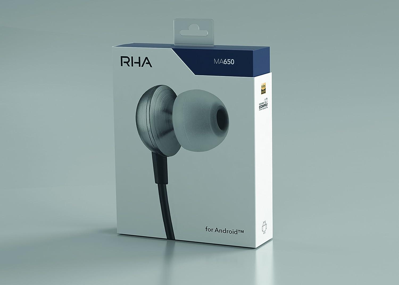RHA MA650