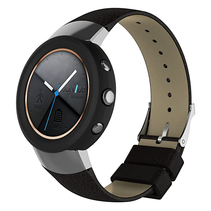 yocktec Asus ZenWatch 3 Case Cover Suave Silicona Protectora ...
